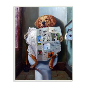 Whimsical Pet Portrait Seriously? Whimsical Art Print Whimsical Dog Art Print Whimsy