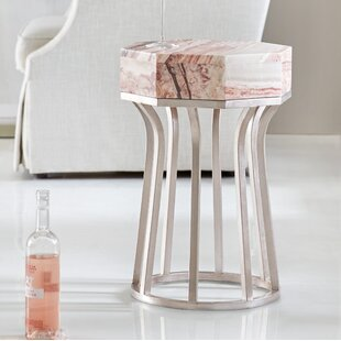 Buy luxury Melange Mary End Table by Hooker Furniture
