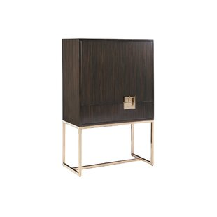 Artistica Home Signature Designs Bar Cabinet