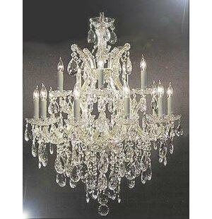 Astoria Grand Lonergan 13-Light Candle Style Chandelier