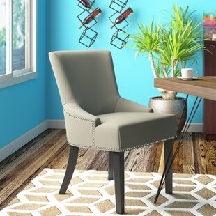 Review Springboro Upholstered Dining Chair (Set Of 2)