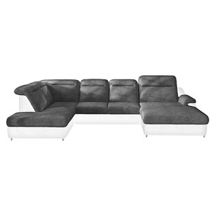 Imani Sleeper Sectional with Ottoman