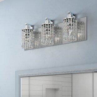 Lark Manor Descoteaux 3-Light Vanity Light
