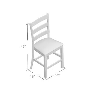 Diez 31 Bar Stool (Set of 2) by Loon Peak