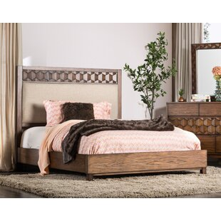 Bloomsbury Market Keefe Upholstered Panel Bed