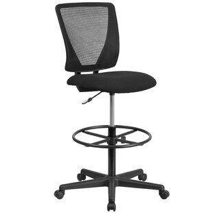 Symple Stuff Yandell Mid-Back Mesh Desk Chair