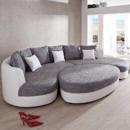 Sofa halbrund  Sofas & Couches | Wayfair.de