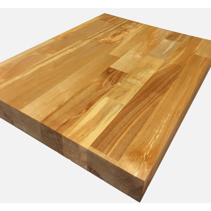 Wondrous Birch Butcher Block Workbench Top Unemploymentrelief Wooden Chair Designs For Living Room Unemploymentrelieforg