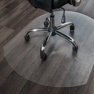 Cleartex Ultimat Polycarbonate Chair Mat Smooth Back For Hard Floor By Floortex