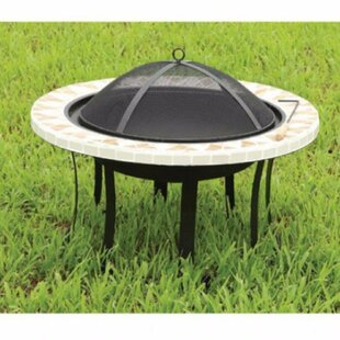 Ardoch Cast Iron Fire Pit Table