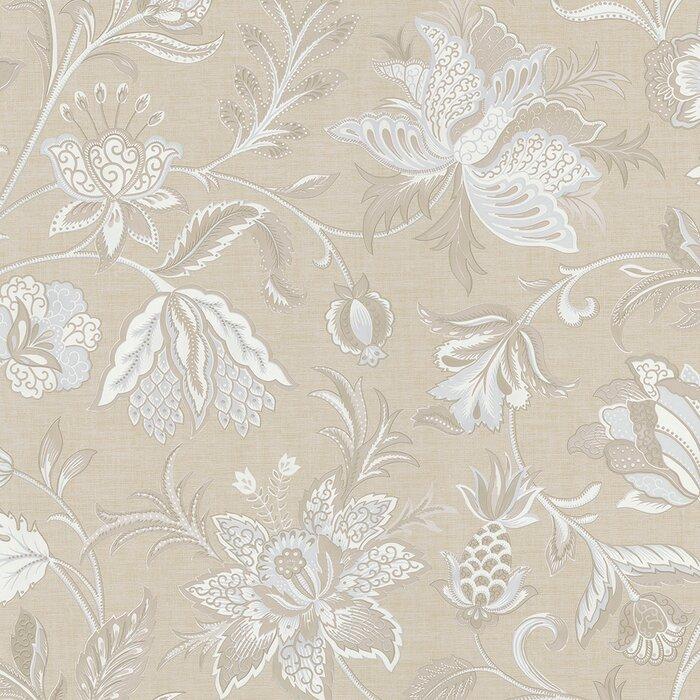 33 X 205 Hollie Jacobean Wallpaper