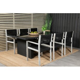 Mabton 6 Seater Dining Set Image