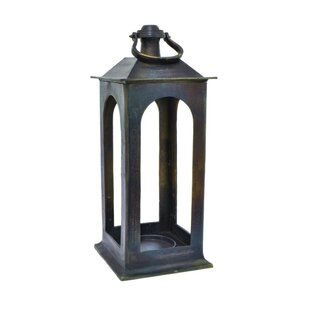 Metal Lantern by Darby Home Co