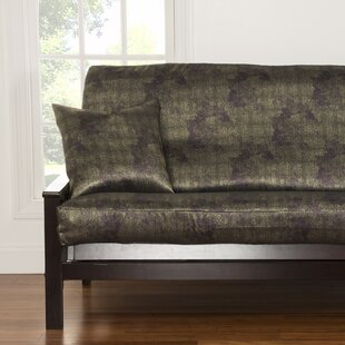 Box Cushion Futon Slipcover by Latitude Run