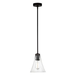 Darby Home Co Oneal 1-Light Cone Pendant