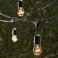 Global 100 ft. 100-Light Globe String Light