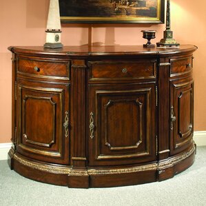 Marguax Demilume Small Buffet Table by Eastern Legends