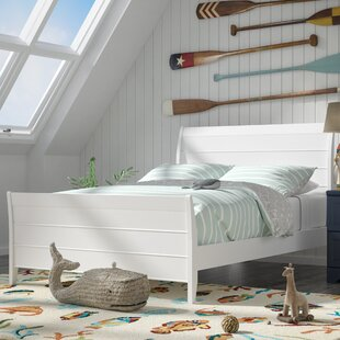 Order Vidor Twin Sleigh Bed by Harriet Bee Reviews (2019) & Buyer's Guide