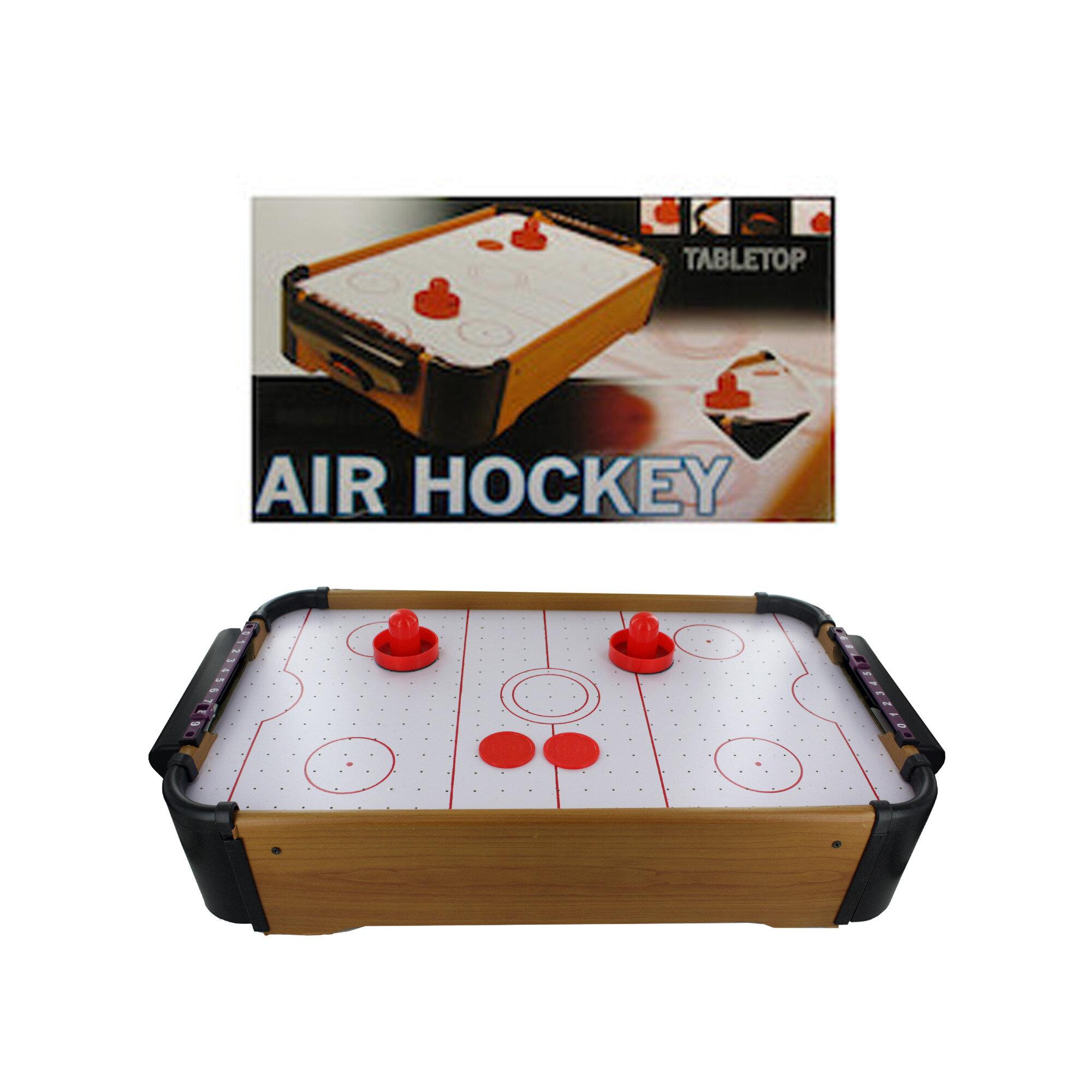 Koleimports Air Hockey Tabletop Game Wayfair