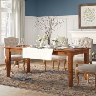 Birch Lane? Heritage Glenbrook Solid Wood Dining Table