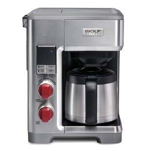 10-Cup Automatic Drip Coffee Maker