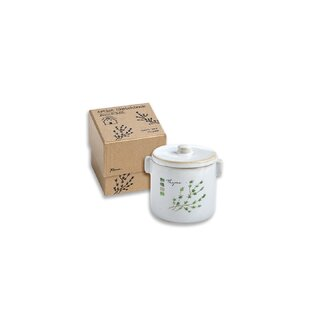 Farm To Table Thyme Herb Spice Jar