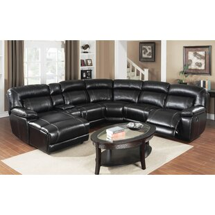 Austin Reclining Sectional by E-Motion Furniture