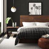Masten Platform 2 Piece Bedroom Set by Mercury Row
