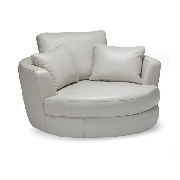 Well-liked Oversized Round Cuddle Chair | Wayfair KS09