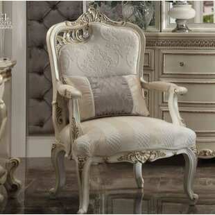 Berlinville Traditional Armchair by Astoria Grand
