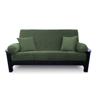 Simoes Box Cushion Futon Slipcover (Set of 3)