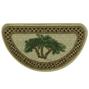 Clic Berber Rattan Slice Kitchen Mat By Bacova Guild