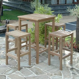 Anderson Teak Avalon 5 Piece Teak Dining Set