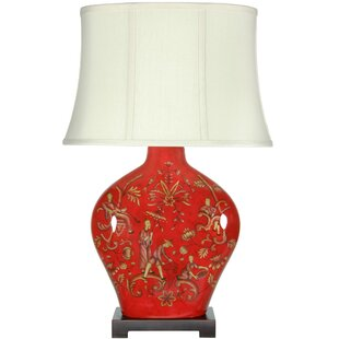 Fruitful Harvest 27 Table Lamp By Oriental Furniture Lamps