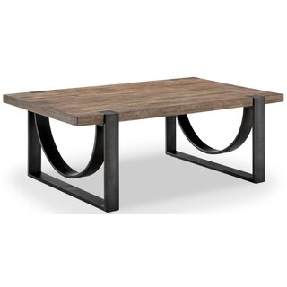 Alasdair Coffee Table by Gracie Oaks SKU:EC896860 Check Price