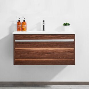 Reviews Adalynn 36 Single Bathroom Vanity By Wrought Studio