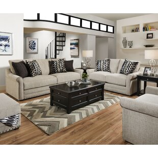 Comparison Penn Configurable Living Room Set by Alcott Hill Reviews (2019) & Buyer's Guide