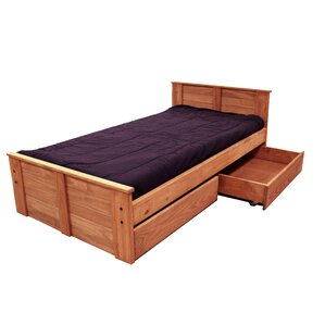 chesser twin mateu0027s u0026 bed with storage - Captain Bed