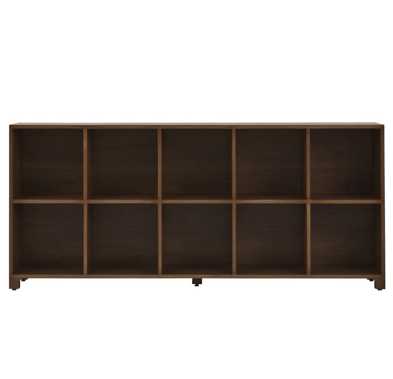 Exceptionnel LP Horizontal Record Multimedia Cabinet