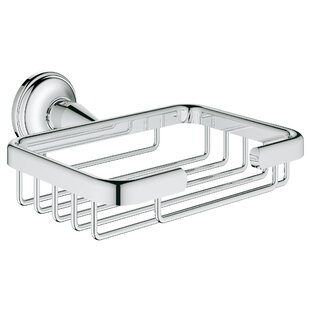 Reviews Essentials Authentic Soap Dish ByGrohe