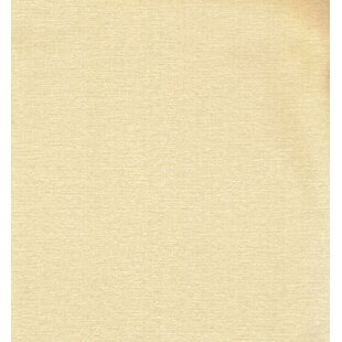 Solid Modern Colour Light Yellow Wallpaper Roll