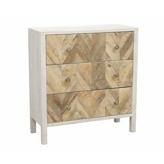 Arazia 3 Drawer Accent Chest by Foundry Select SKU:EE756699 Description