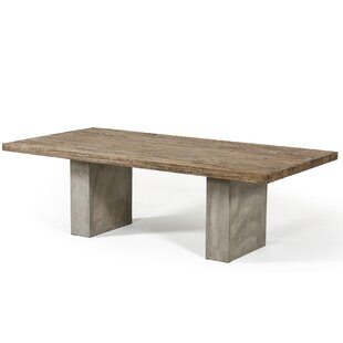 Clearance Pagosa Springs Oak Dining Table By Trent Austin Design
