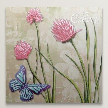 August Grove Herbs By Megan Duncanson Graphic Art Print Wayfair