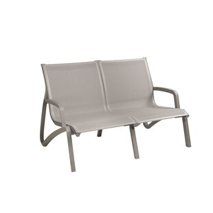 Leighann Armless Loveseat (Set of 2) by Orren Ellis