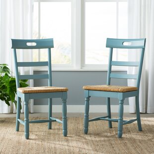 Dining Chairs With Rush Seats | Wayfair