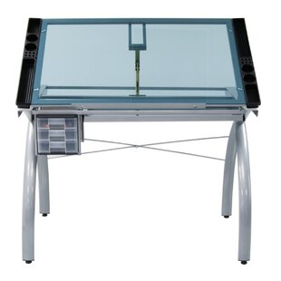 Dash Drafting Table by Latitude Run Sale