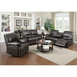 Read Reviews Dalton Reclining Configurable Living Room Set by Wildon Home® Reviews (2019) & Buyer's Guide