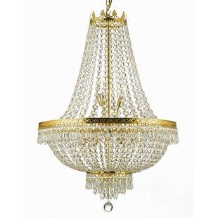 Astoria Grand Lomeli French 9-Light Chandelier