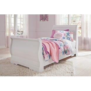 Harriet Bee Kurt Sleigh Bed